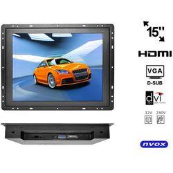 NVOX OP1500VH Monitor open frame LCD 15