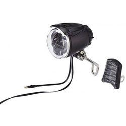 Busch + Müller IQ Cyo Premium Dynamo rowerowe LED czarny Lampy na dynamo