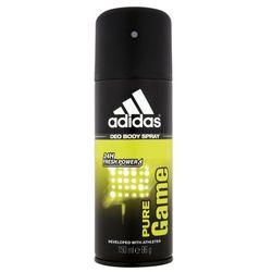 Adidas Pure Game Men, 150 ml. Dezodorant spray - Adidas OD 24,99zł DARMOWA DOSTAWA KIOSK RUCHU