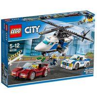Klocki dla dzieci, LEGO City: High-Speed Chase (60138)