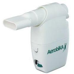 Trenażer oporowy O-PEP Aerobika do ćwiczeń oddechowych i drenażu, rehabilitacja oddechowa