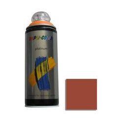 Lakier w sprayu PLATINUM 400 ml Terakota Półmat DUPLI COLOR