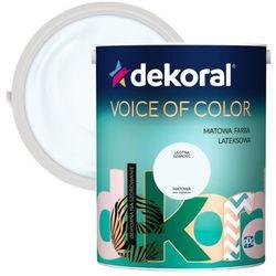 Farba Dekoral Voice of Color ulotna szarość 5 l