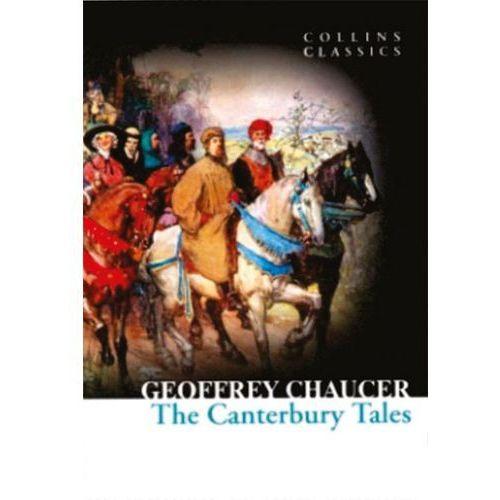 Książki do nauki języka, The Canterbury Tales (opr. miękka)