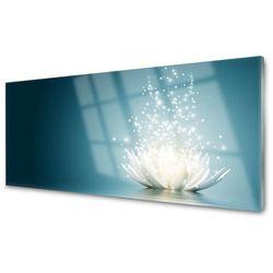 Obraz na Szkle Kwiat Lotosu Roślina