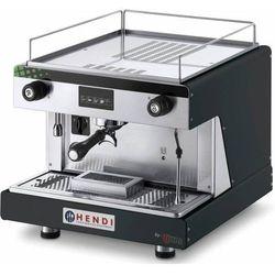 Hendi Ekspres kolbowy do kawy 1-grupowy Top Line by Wega | elektroniczny | czarny | 2,9 kW - kod Product ID