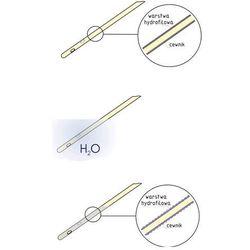 Cewnik wewnętrzny Nelaton powlekany warstwą hydrofilową GALMED - CH10