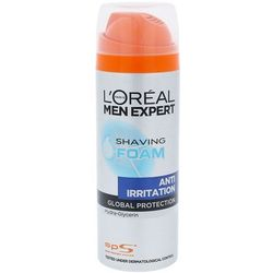 L´Oreal Paris Men Expert Shave Foam Anti-Irritation 200ml M Pianka do golenia do skóry wrażliwej