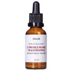 IOSSI Serum dla cery z problemami - trądzik - Krwawnik & Tamanu - 30 ml