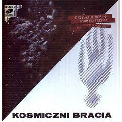 Kosmiczni bracia. Audiobook (2 CD)