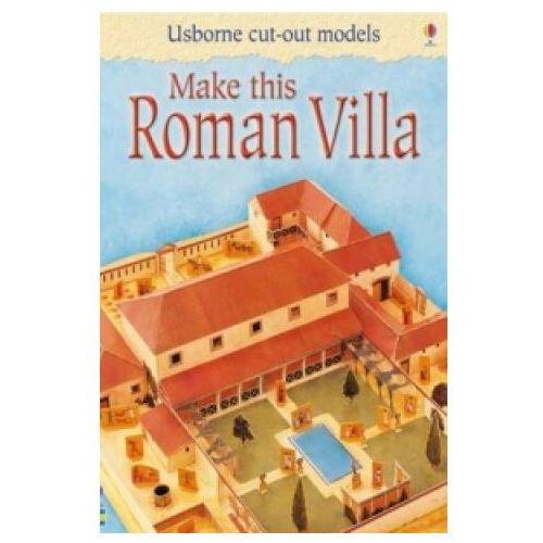 Książki do nauki języka, Make This Roman Villa (opr. miękka)