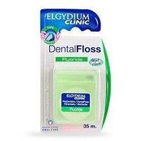 Nici dentystyczne, ELGYDIUM Nić dentystyczna z fluorem miętowa 35m