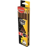 Ołówki, Ołówek Blackpeps B. 12 sztuk
