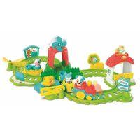 Pozostałe zabawki dla najmłodszych, Pociąg farmera (17391). Wiek: 1+