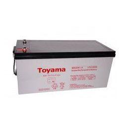 Akumulator żelowy Toyama 12V 200Ah NPG200-12 M8