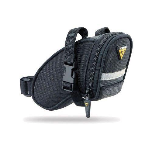 Sakwy, torby i plecaki rowerowe, Topeak - TOPEAK Torba podsiodłowa AERO WEDGE PACK - waga 85