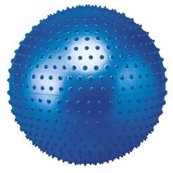 BODY SCULPTURE - BB 003 56CM OUTLET - Piłka gimnastyczna masująca 56cm