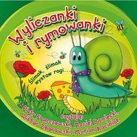 Książki dla dzieci, Wyliczanki i rymowanki. Książka audio CD MP3 - Wysyłka od 5,99 - kupuj w sprawdzonych księgarniach !!!