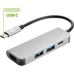 CELLY USB Hub ProHubDCPlus (PROHUBPLUSDS)