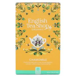 Herbatka rumiankowa 20x1 g BIO 20 g English Tea Shop