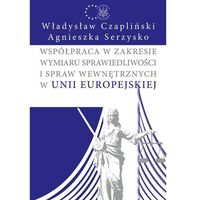 Pedagogika, Współpraca w zakresie wymiaru sprawiedliwości i spraw wewnętrznych w Unii Europejskiej (opr. miękka)