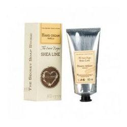 The Secret Soap Store - Krem do rąk 20% masła Shea, wanilia 80 ml