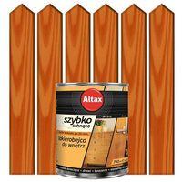 Lakierobejce, Lakierobejca szybkoschnąca do wnętrz Altax kasztan 0,75 l