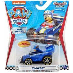 Autko metalowe Chase Psi Patrol