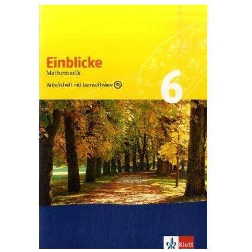 Pozostałe książki, 6. Schuljahr, Arbeitsheft m. CD-ROM Dorn, Matthias