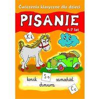 Książki dla dzieci, Pisanie Ćwiczenia klasyczne dla dzieci - Love Books OD 24,99zł DARMOWA DOSTAWA KIOSK RUCHU (opr. broszurowa)