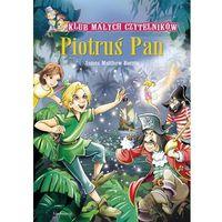 Książki dla dzieci, Piotruś Pan - James Matthew Barrie (opr. miękka)