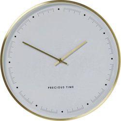 KARE Design:: Zegar ścienny Effekt złoty Ø40cm