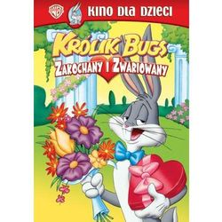 Film GALAPAGOS Królik Bugs Zakochany i zwariowany Bugs Bunny's Cupid Capers
