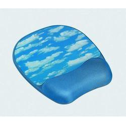 Podkładka żelowa FELLOWES MEMORY FOAM pod mysz i nadgarstek chmury - X01826