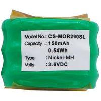 Akumulatorki, Motorola PMB3.6b 150mAh 0.54Wh Ni-MH 3.6V (Cameron Sino)