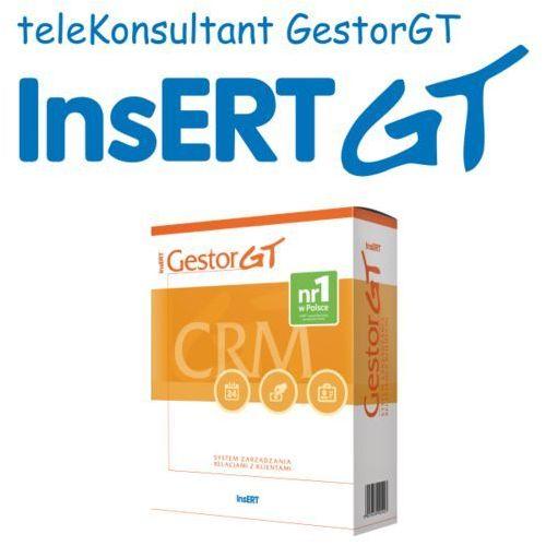 Programy kadrowe i finansowe, Abonament na teleKonsultant Gestor GT (bez abonamentu na ulepszenia)