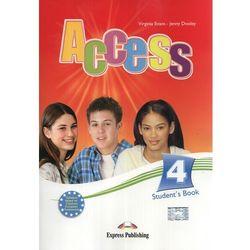 Access 4 Student\'s Book + eBook + Exam Skills Practice (opr. broszurowa)