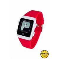 Pozostałe zabawki, Smartwatch Garett Teen 5 czerwony 3Y40E8 Oferta ważna tylko do 2031-09-09