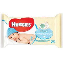 HUGGIES® Single Pure 56 szt. - chusteczki nawilżane
