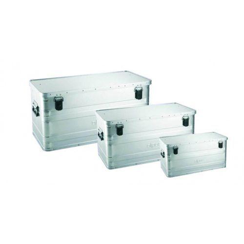 Pojemniki przemysłowe, Aluminiowa skrzynka transportowa, 29 L, 430x330x275 mm