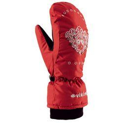 Rękawice zimowe Viking Femme Fatal mitten - czerwony viking (-28%)