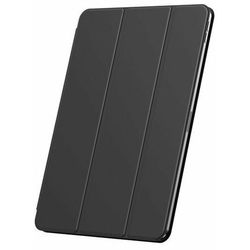 Baseus Simplism Magnetic Leather | Magnetyczne etui książkowe pokrowiec case stojak do iPad Pro 12.9'' (2020) | czarny