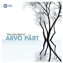 The Very Best Of Arvo Part - Różni Wykonawcy (Płyta CD)