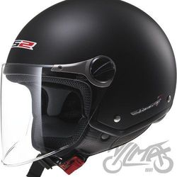 KASK LS2 OF560.1 ROCKET II new Black Matt