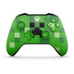 Kontroler MICROSOFT XBOX ONE S Minecraft Creeper