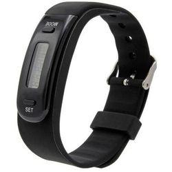 Zegarek Sportowy - Krokomierz - JAMI Smart Electronic - Model: W44 BLACK