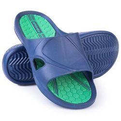 Klapki basenowe SPOKEY Orbit Granatowo-Zielony (rozmiar 40)