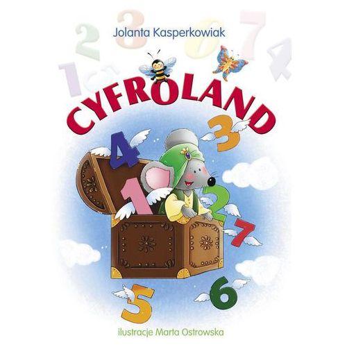 Książki dla dzieci, Cyfroland (opr. miękka)