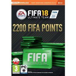 Gra PC FIFA 18 - 2200 punktów CIAB