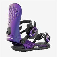 Wiązania snowboardowe, wiązania UNION - Strata Iridescent Purple (IRIDESCENT PURPLE) rozmiar: M